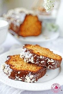 Ciasto chałwowe - Wypieki B...