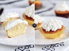 MEGA PROSTE I SZYBKIE! Muffinki cytrynowe – najlepsze – wersja bez miksera. Przepyszne, mięciutkie, błyskawiczne w przygotowaniu. Muffiny z bitą śmietaną, lukrem cytrynowym lub ...