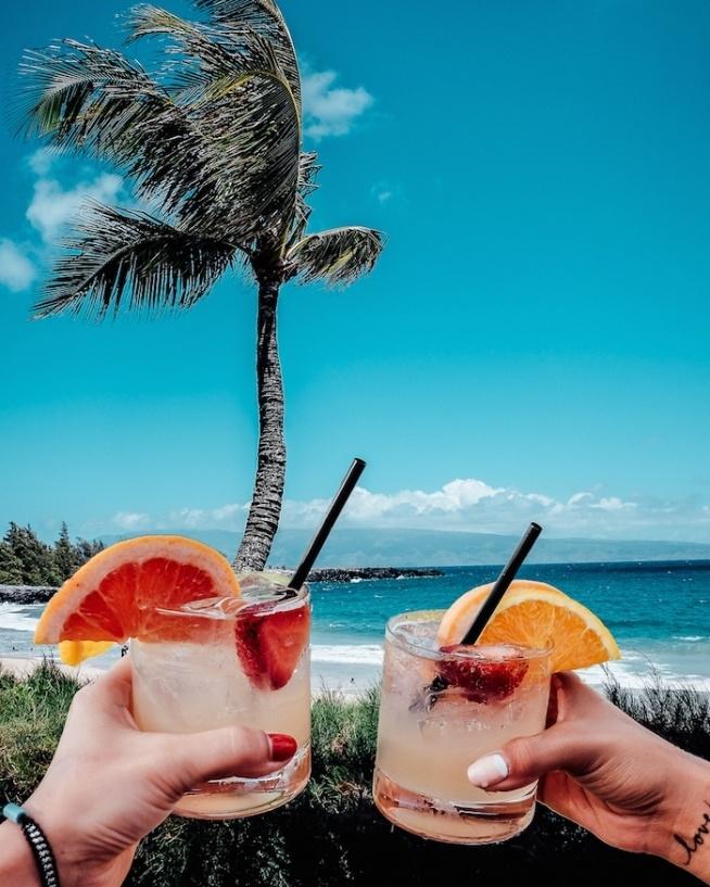 Drinki na Maui