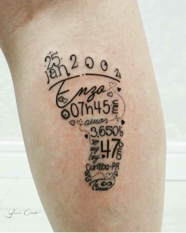 Piękny I Z Przekazem Bo Tatuaż Powinien Coś Oznaczać A