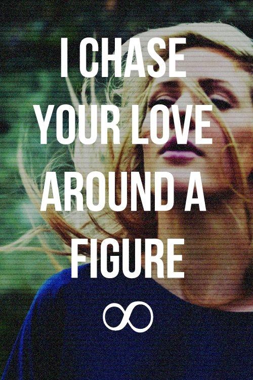 Goniłam za twoją miłością w...