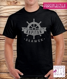 Koszulka Tshirt Kapitan