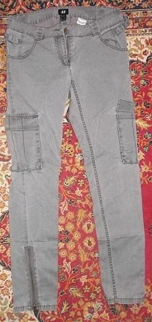 sprzedam jeansy H&M roz. s/m