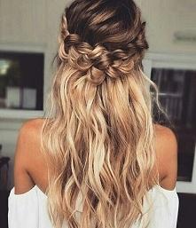 Piękna fryzura :)