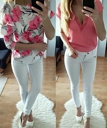 sprzedam nowe bluzeczki polski producent uniwersalny :)