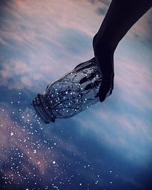Stars in Glas