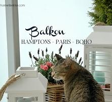 Udekoruj swój balkon, wybierz styl z homelikeilike.com