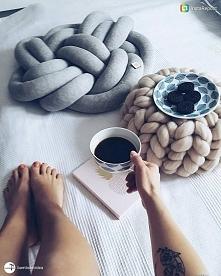 #poduszka #poduszki #poducha #knotpillow #pillow #pillows #knot #decorations ...