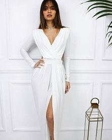 Sukienka Hanah (złamana biel)  www sibysi pl 199 zł