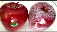 Jeżeli polejesz jabłko wrzątkiem i zrobi się na nim biały osad, nie bagatelizuj tego! To ważne! ,Aby jabłka wyglądały znacznie lepiej, ich producenci używają różnych środków, kt...