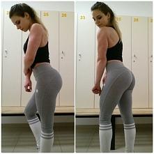 Zbilansowana dieta + wytrwałość + dobrze dobrane treningi siłowe + systematyc...