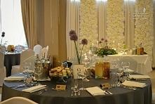 czosnkowa dekoracja stołów ...