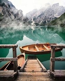Lago di Braies, Włochy