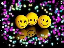 świecąca radość