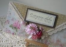 Kartka na 45 Rocznicę Ślubu. Wykonanie:  Babskie Uroczysko