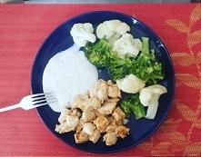 Wczorajszy obiad: kalafior,...