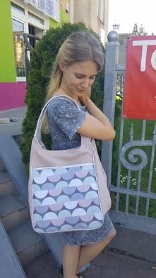 torebki damskie z materiału Najnowsza kolekcja Fb/ Atelier Torebek wysyłka 24h
