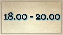 Osoby urodzone pomiędzy: 18.00 a 20.00 – sprawdź to… Osoby urodzone w tym prz...