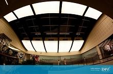 Plafony oświetleniowe DPS lume sprawdzają się zarówno w dużych obiektach użyt...