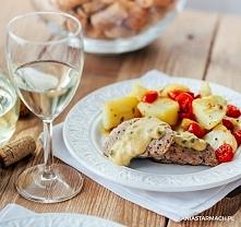 Kotleciki z polędwiczek wieprzowych  Pomysł na szybki obiad – delikatne i pac...