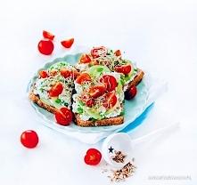Najlepsza pasta twarożkowa  Lekka pasta twarożkowa, które doda Ci energii o k...