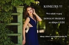 KONKURS !!!!! Wygraj dowolny produkt ze sklepu lejdi.pl