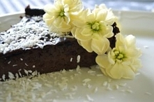 czekoladowe brownie z kaszy jaglanej to mój sposób aby pogodzić to co słodkie...