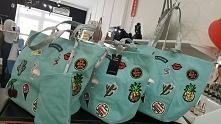 torebki z naszywkami Lato Fb/ Atelier Torebek wysyłka 24h