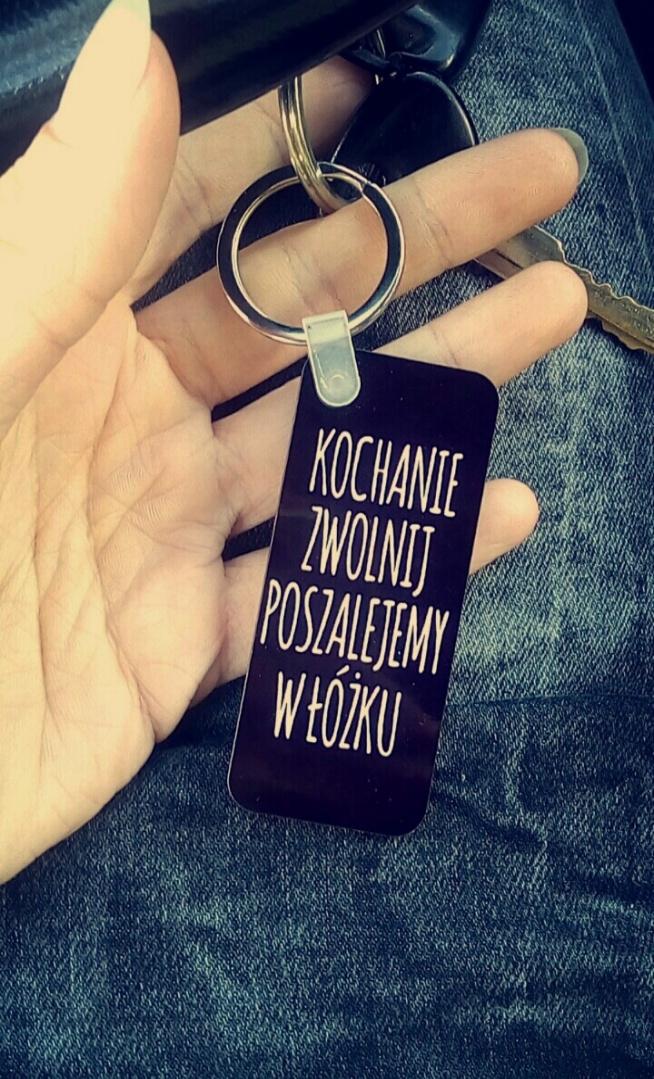 breloczek. :)