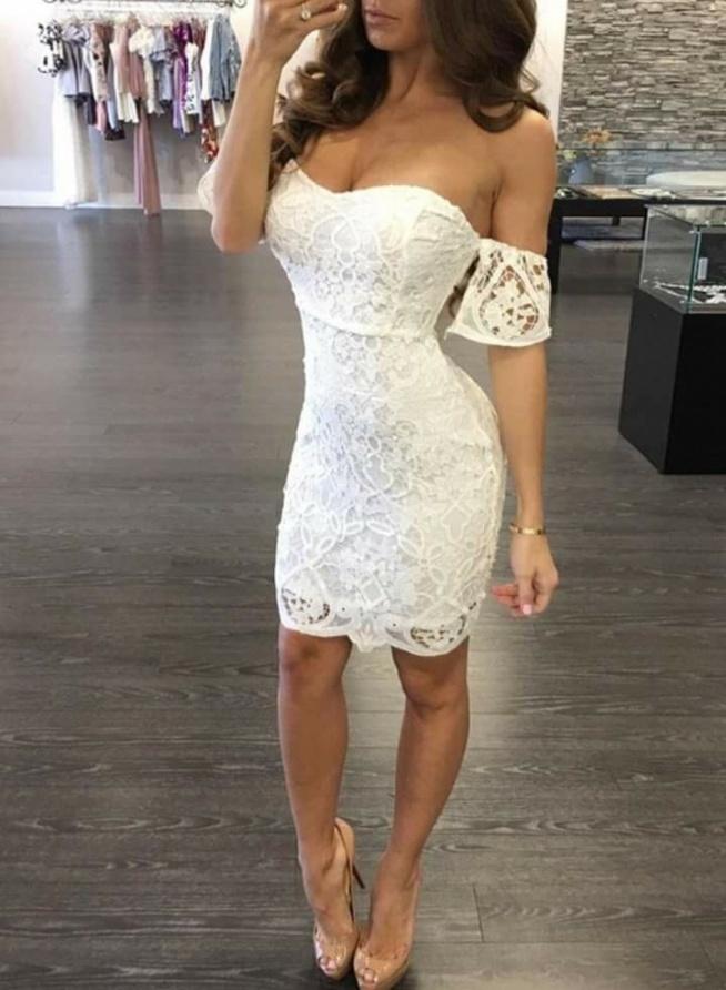 do takiej sukienki to trzeba miec figure