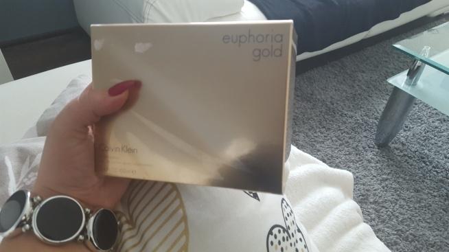 euphoria Gold  edycja limitowana  100 ml  Nowa  200 zł
