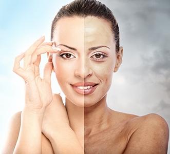 Skóra zniszczona i starcza - czym się charakteryzuje?
