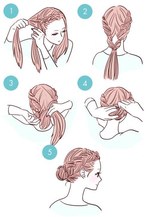 Easy Hair Tricks