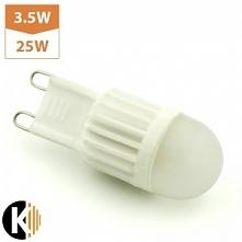 Żarówki LED z gwintem G9