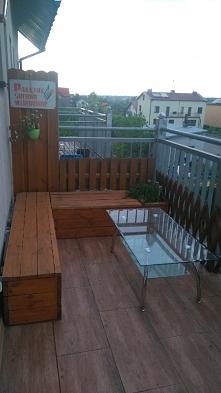 mój balkon teraz :-)