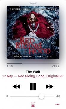 """the wolf - rytualnie wykonując kółko wokół swojej """"ofiary"""" po trzyk..."""