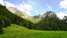 Moja mama uwielbia górskie widoki, szczególnie te polskie