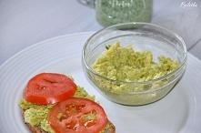 Szybka i zdrowa pasta kanapkowa. Kliknij po przepis!