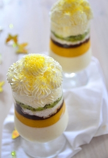 Serniczki brzoskwiniowe