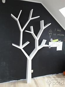 Półka jak drzewo 205x110cm