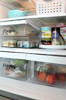 organise your fridge