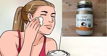 Myj twarz olejem kokosowy każdego dnia, rezultat jaki otrzymasz Cię zszokuje!