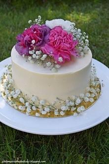Tort na Dzień Mamy