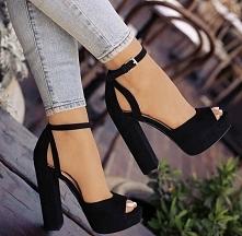 Takie sandałki uwielbiamy n...
