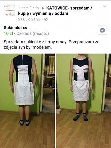 Sukienka za 10 zł