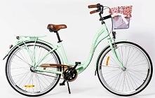 Przejażdżka rowerem w tak ciepły dzień. Ja wybrałam się z moją mamą.