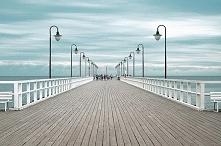 Spacer po molo to czas tylko dla nas,  w końcu mamy chwilę na rozmowę i cieszenie się swoim towarzystwem.