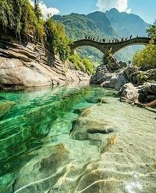 Lavertezzo, Szwajcaria :)