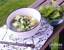 Kto już jadł zupę z pokrzyw w tym sezonie? :)