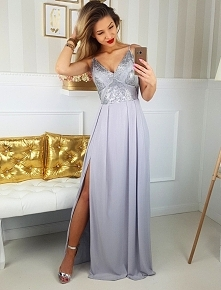 Idealna <3 Długa suknia ...